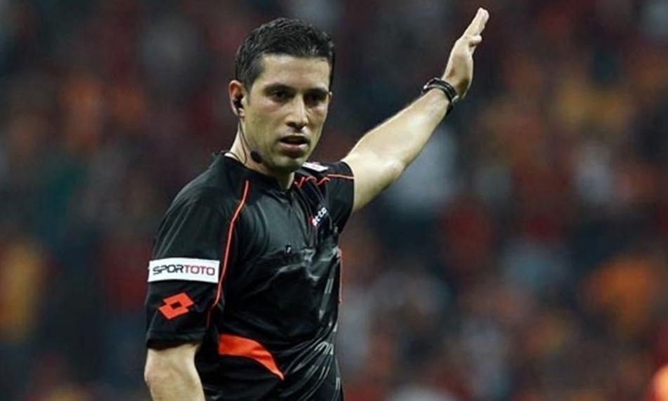 Ali Palabıyık, San Marino-Kazakistan maçını yönetecek