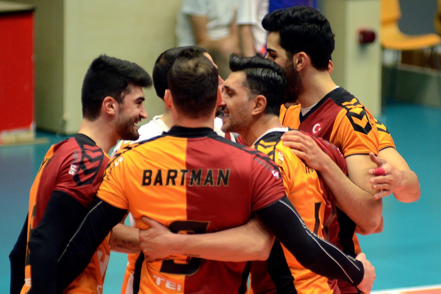 Galatasaray bir adım öne geçti