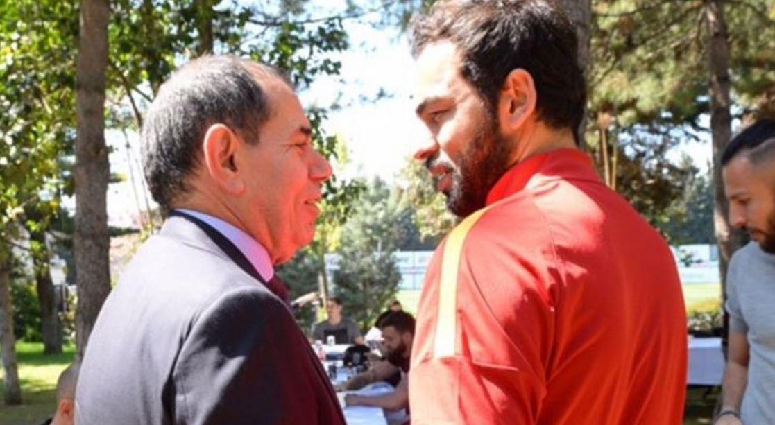 Dursun Özbek'ten Florya çıkarması!