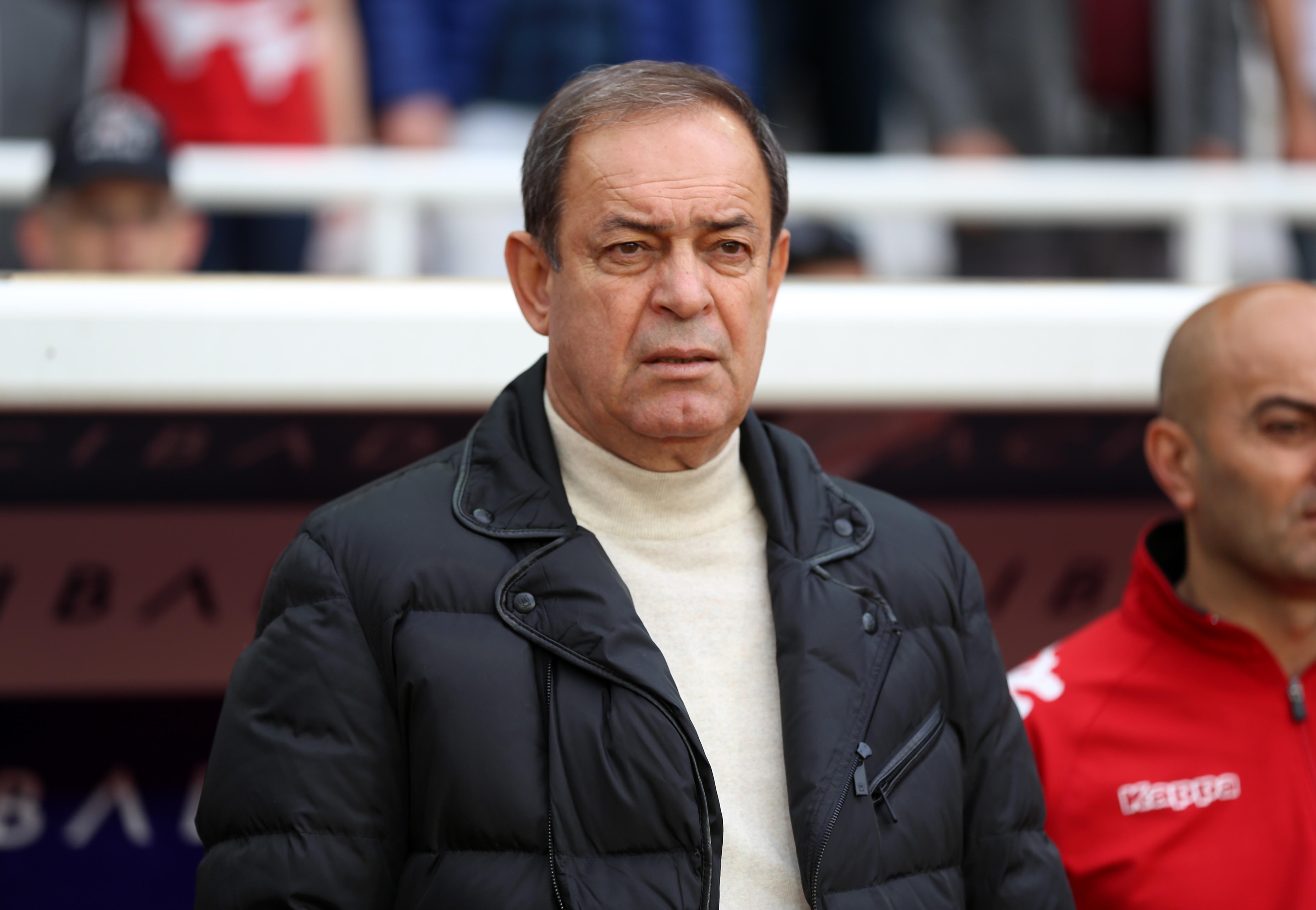 Yücel İldiz'den Giresunspor maçı ve Semih Şentürk yorumu