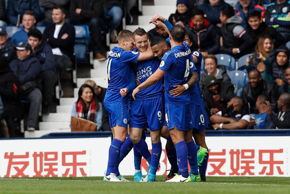 35. Hafta / West Bromwich-Leicester City: 0-1