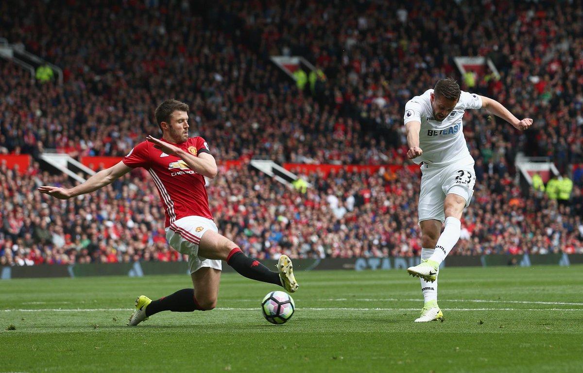 35. Hafta / M.United-Swansea: 1-1