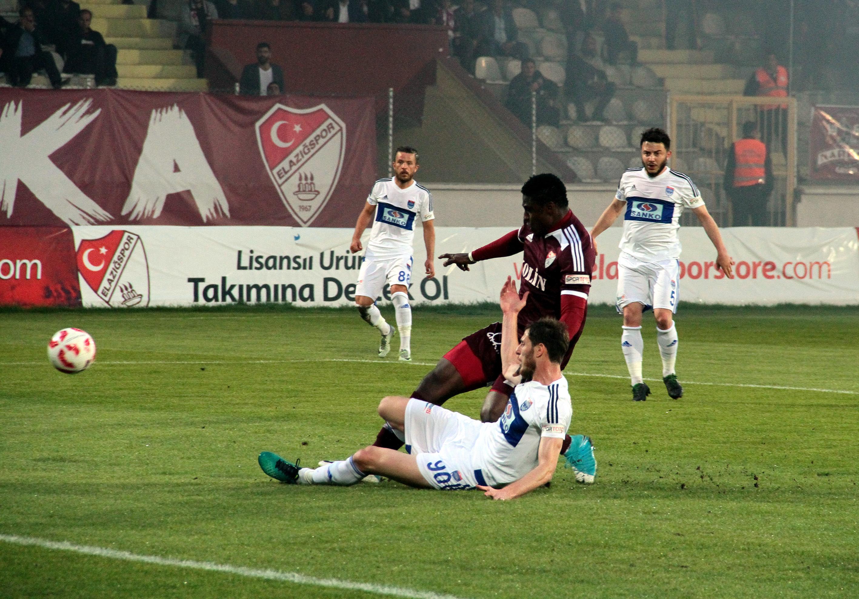 Elazığ'da gol sesi çıkmadı!