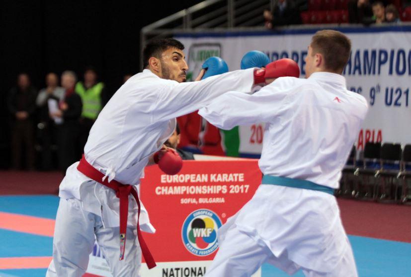 Türk karateciler Portekiz'de coştu!