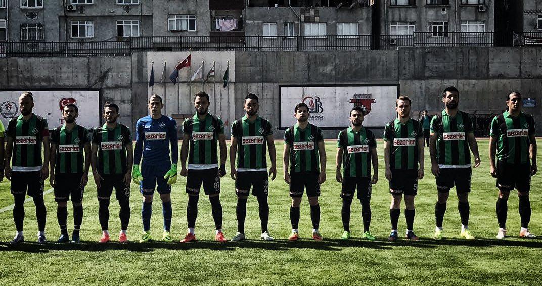 Sakaryaspor ilk maçta galip!