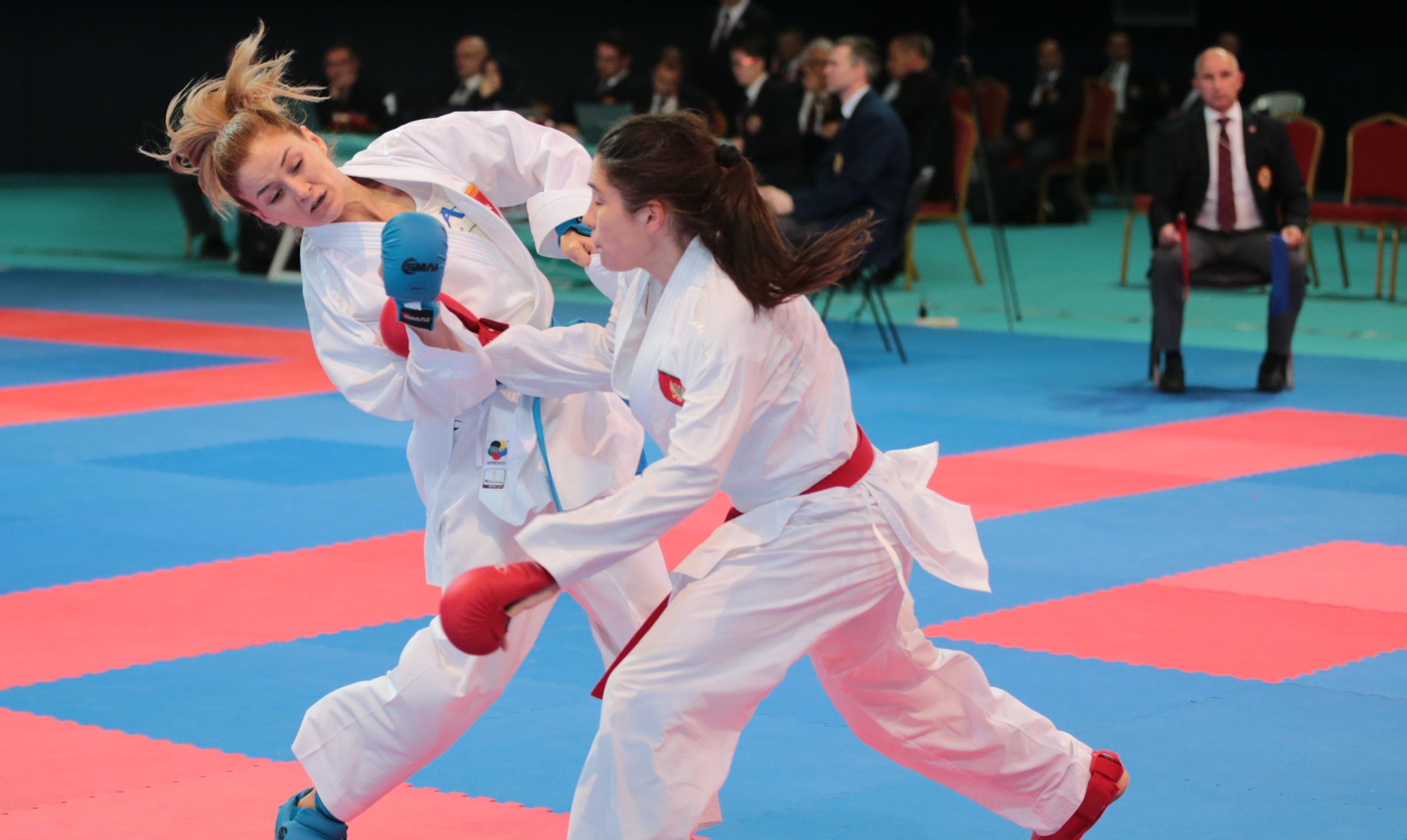 """""""Altın anne Tuba"""" karatede tarih yazmak istiyor"""