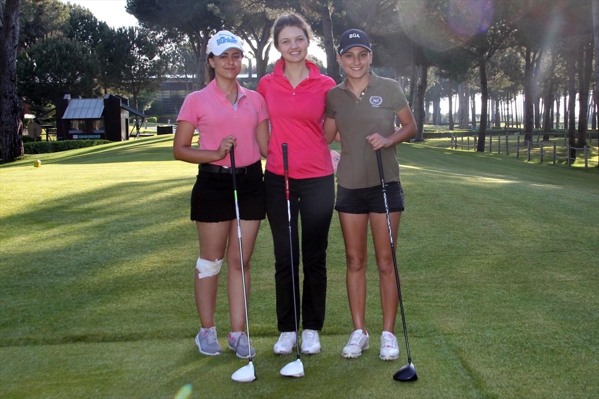 Golf Turu'nda 6. ayak sona erdi