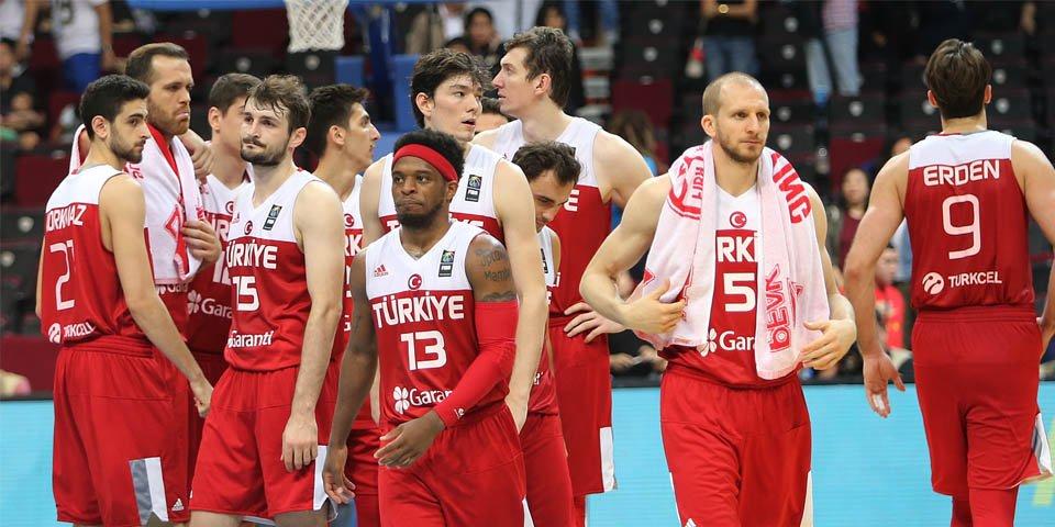 Basketbol Milli Takımı aday kadrosu açıklandı