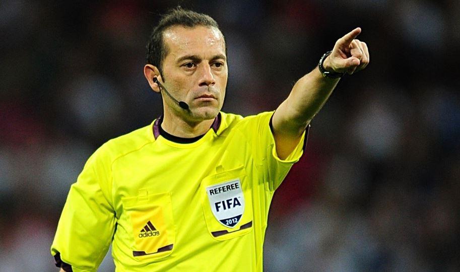 İşte Cüneyt Çakır'ın Dünya Kupası kazancı
