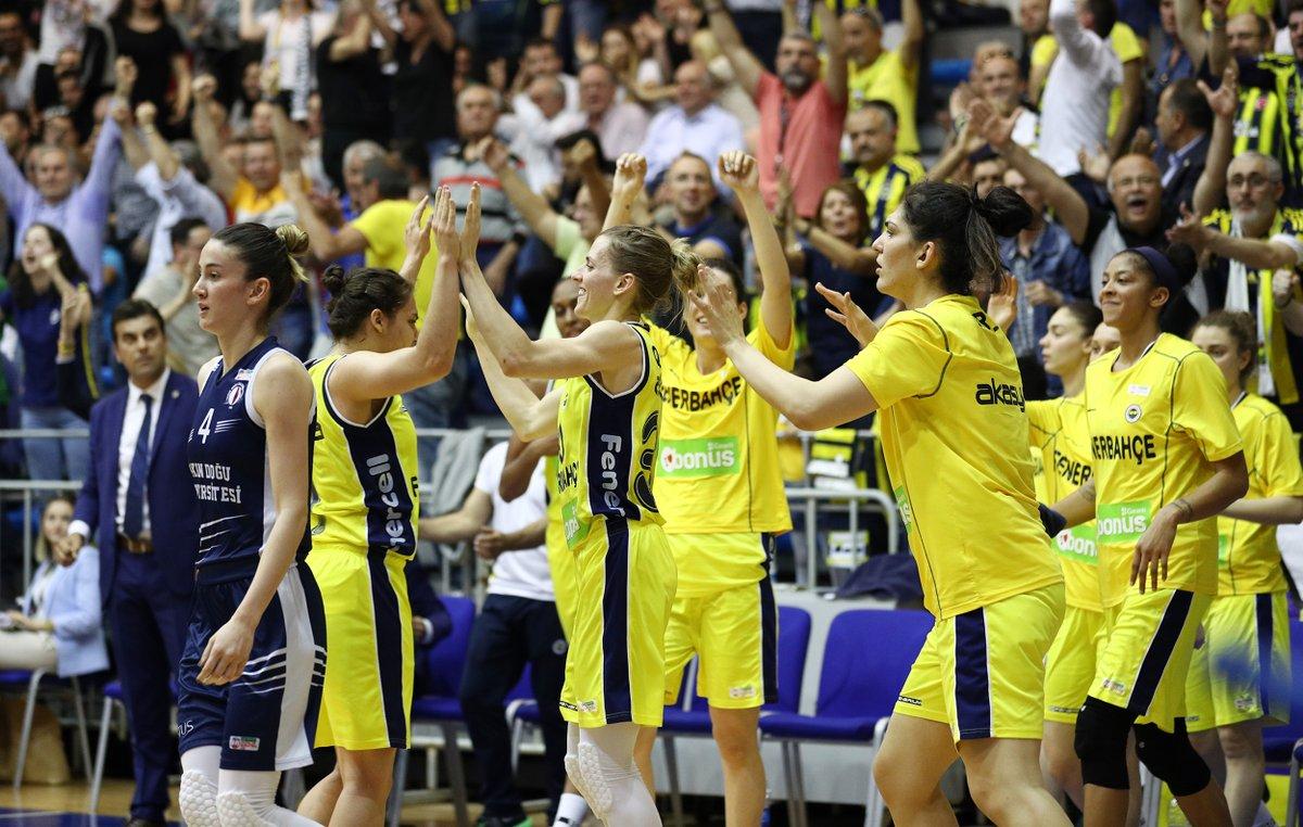 Fenerbahçe seriyi 2-1'e getirdi!