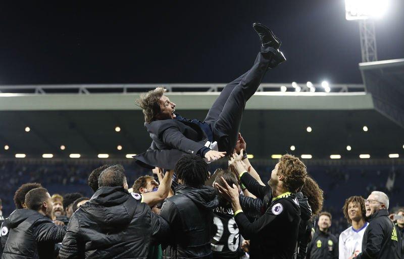 Video - Premier Lig'de şampiyon Chelsea!