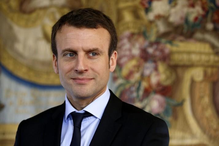 Macron olimpiyat ateşini Paris'e taşımak istiyor