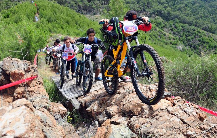 Uluslararası Dağ Bisikleti Kupası sona erdi