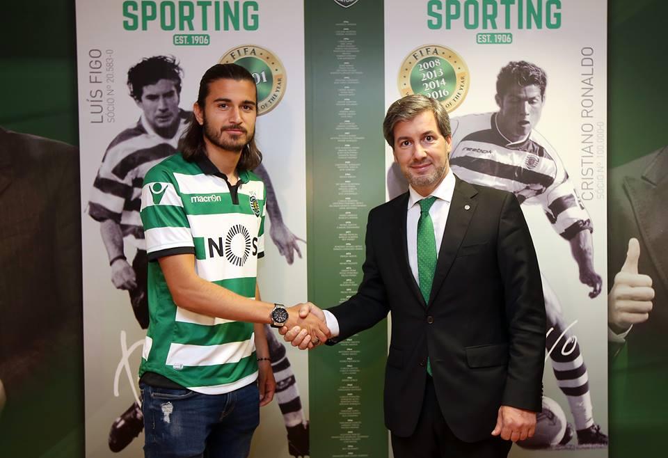 Bebeto'nun oğlunu Sporting kaptı!