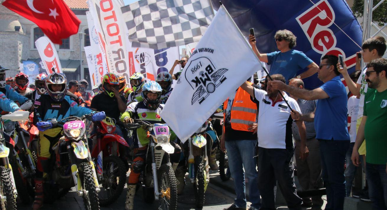 Enduro Şampiyonası heyecanı Antalya'da!
