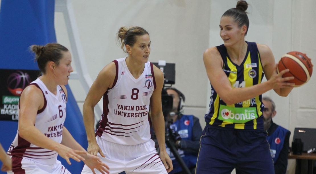 Kadın basketbolunda şampiyon belli oluyor!