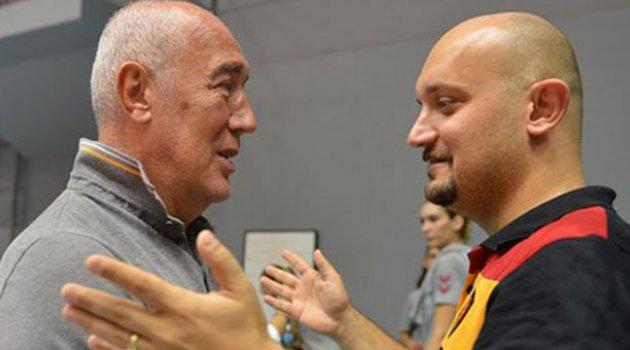 Galatasaray hocalarıyla devam ediyor!
