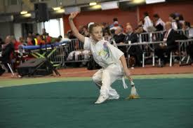 Kung Fu Wushu Şampiyonası devam ediyor!
