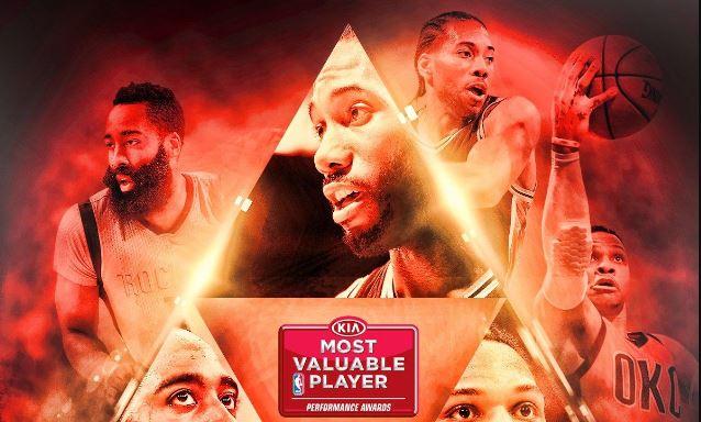 """NBA'de yılın """"en iyi"""" adayları belli oldu!"""