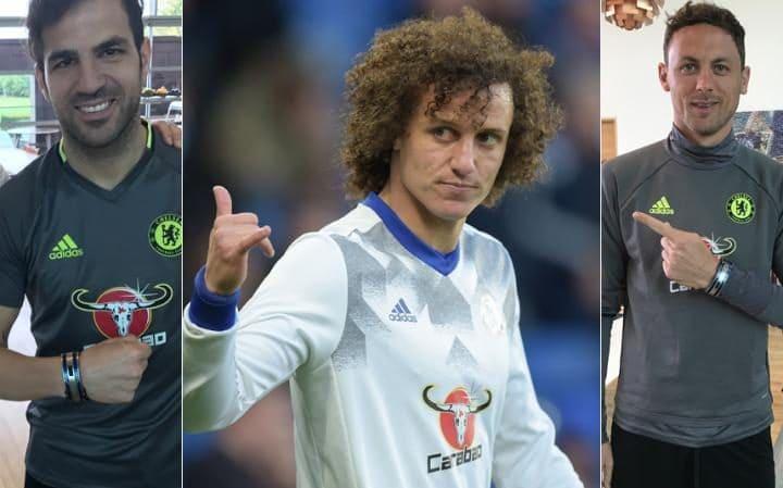 David Luiz'den milyonluk hediyeler!