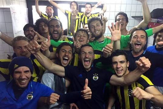 U21'de şampiyon Fenerbahçe!