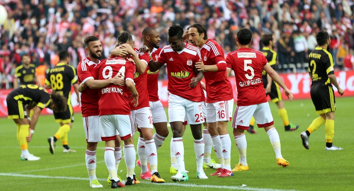 Ve şampiyon Sivasspor!