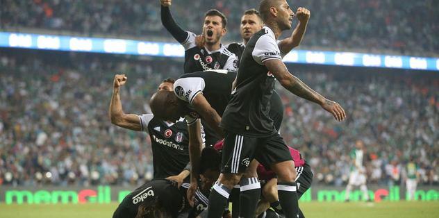 Beşiktaş bu sefer topu rakibe verdi! Vodafone Arena'da bir ilk...