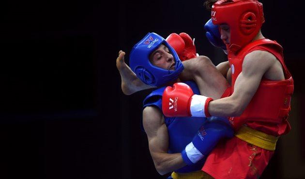 Dünya Büyükler Wushu Şampiyonası devam ediyor