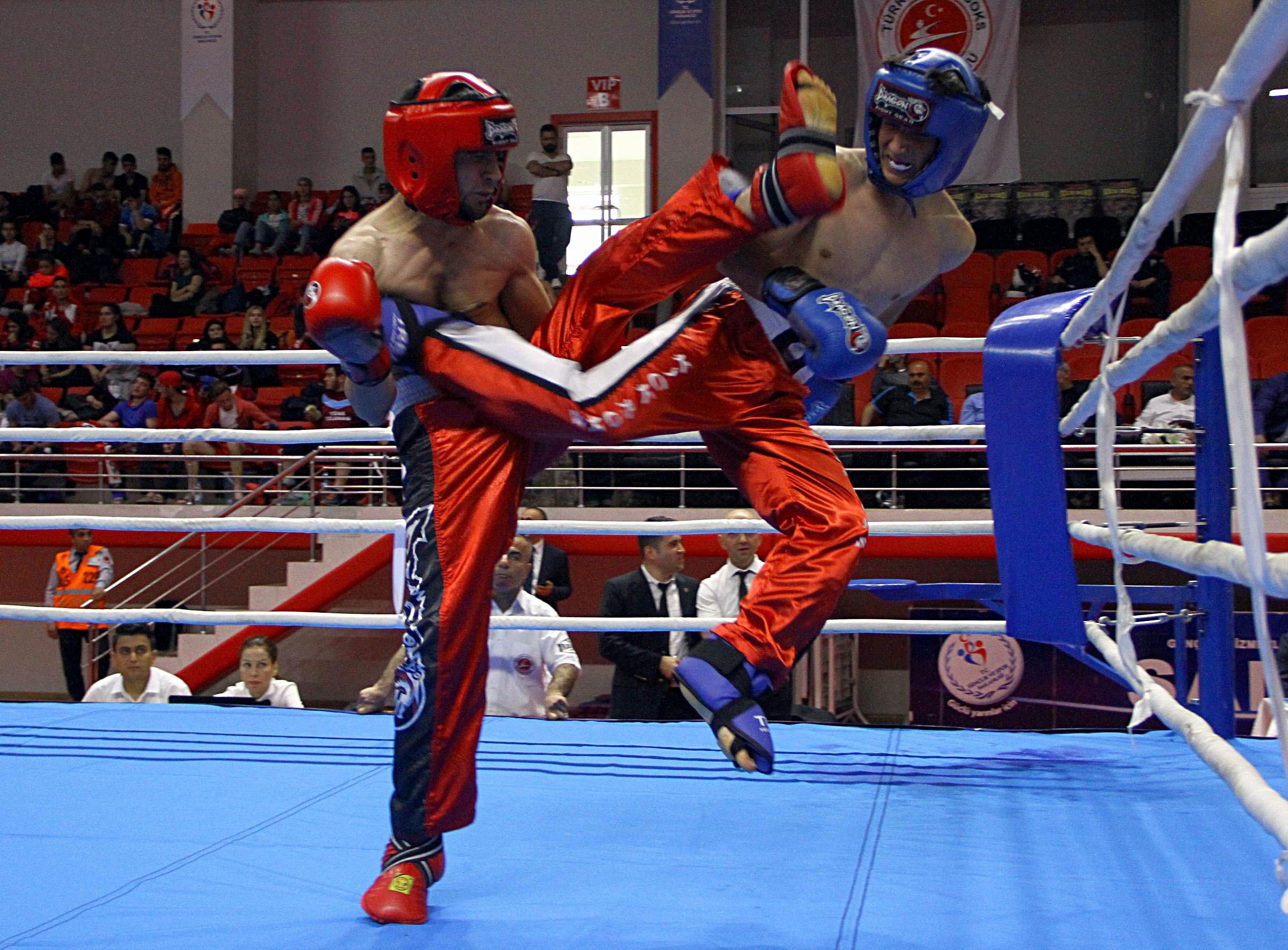 Kick boksta 15 madalya!