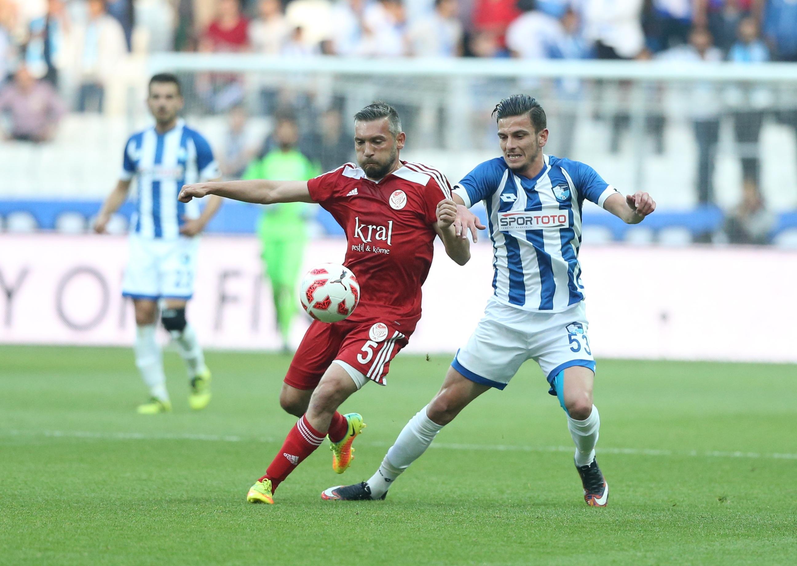 Ve Büyükşehir Belediye Erzurumspor 1. Lig'de!