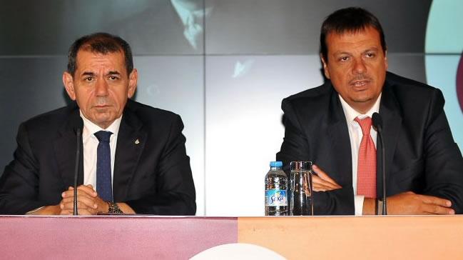 Dursun Özbek Sinan Güler ve Ergin Ataman hakkında açıklamalar yaptı!