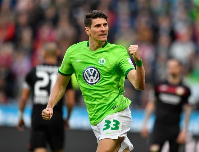 Mario Gomez'e önemli görev! Artık Wolfsburg'da...