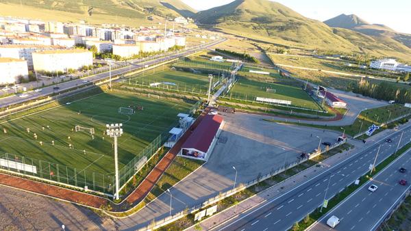 Yurt içi ve yurt dışı takımlarından Erzurum Palandöken'e yoğun ilgi