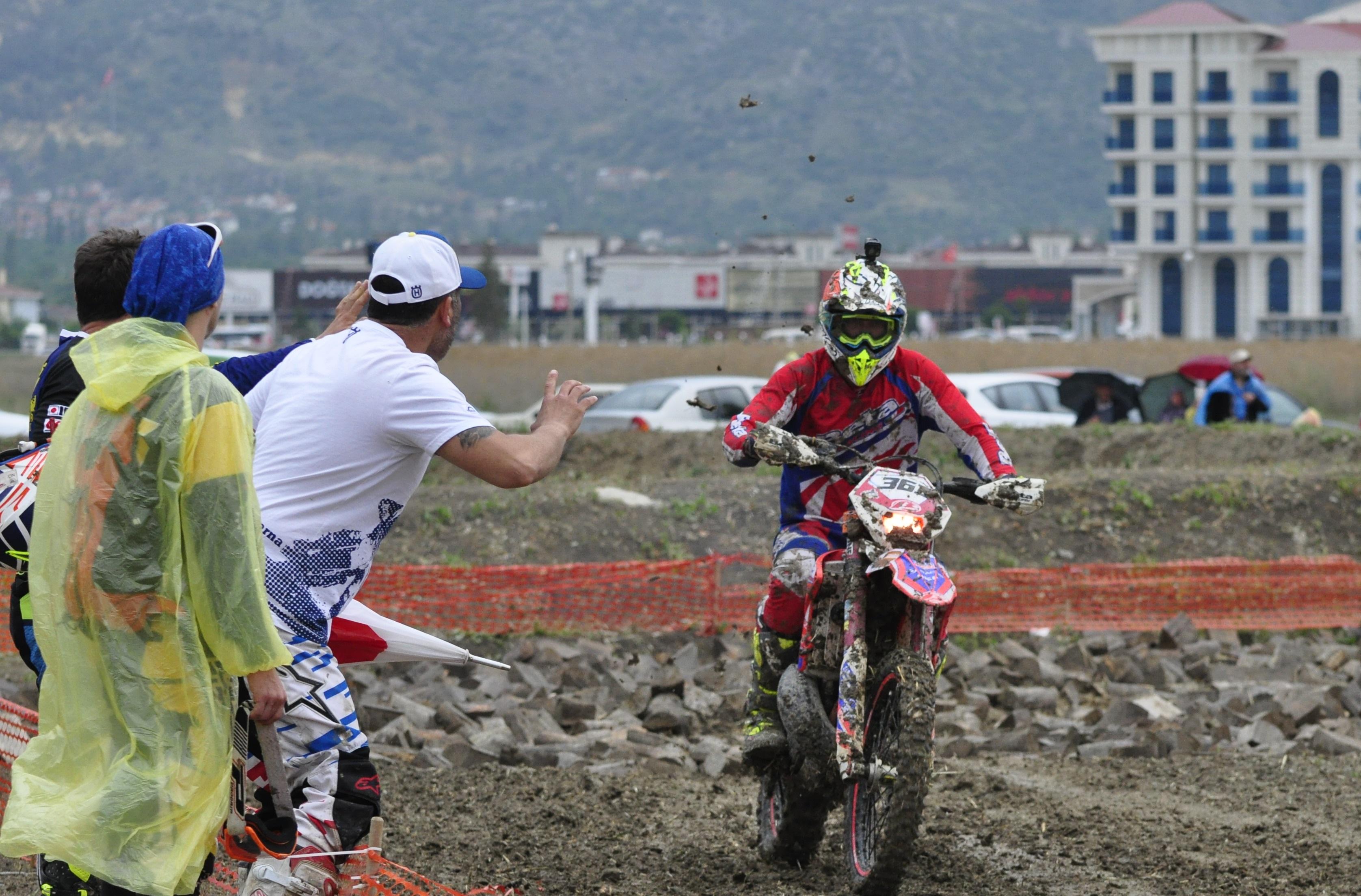 İznik'te Enduro Şampiyonası heyecanı