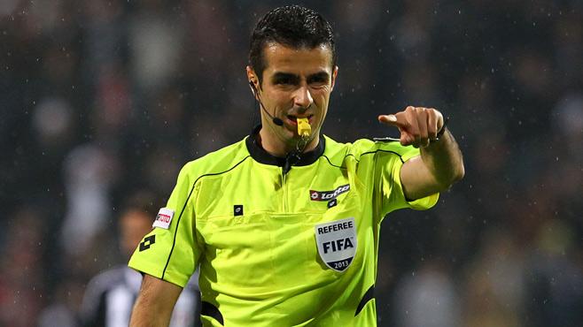 Mete Kalkavan'a UEFA'dan görev