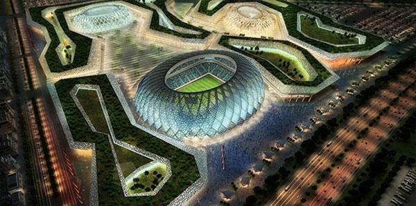 2022 Dünya Kupası resmen Katar'da