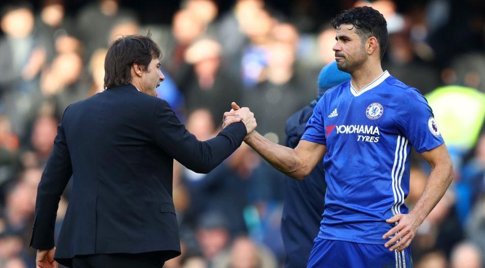 Diego Costa'dan Conte için olay hareket!