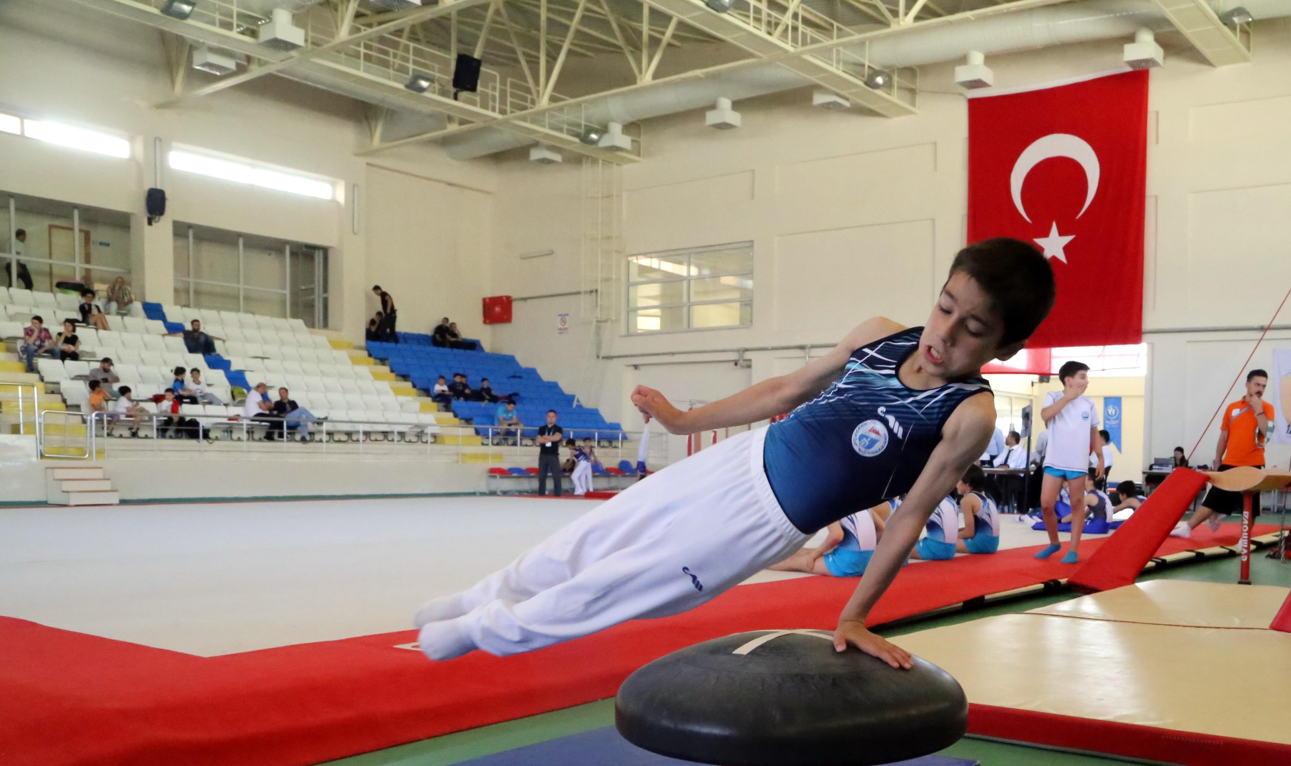 Türkiye Şampiyonası, Hatay'da başladı