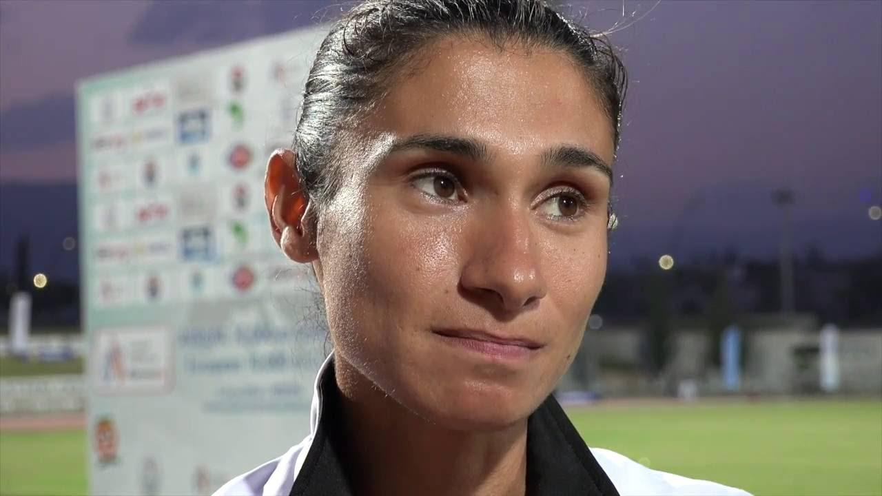 Esma Aydemir'den bronz geldi..