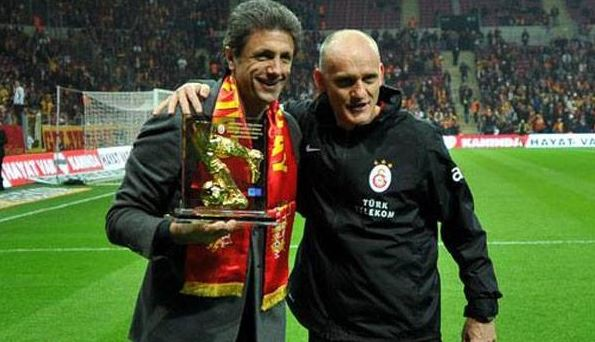 İki efsaneden Galatasaray'a transfer yardımı!