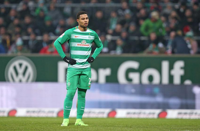 Gnabry, Bayern Münih'te