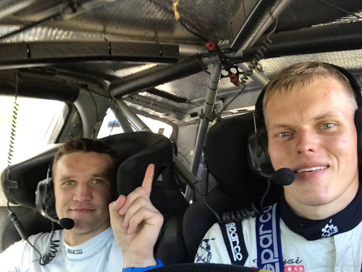 Tanak WRC'deki ilk zaferini yaşadı