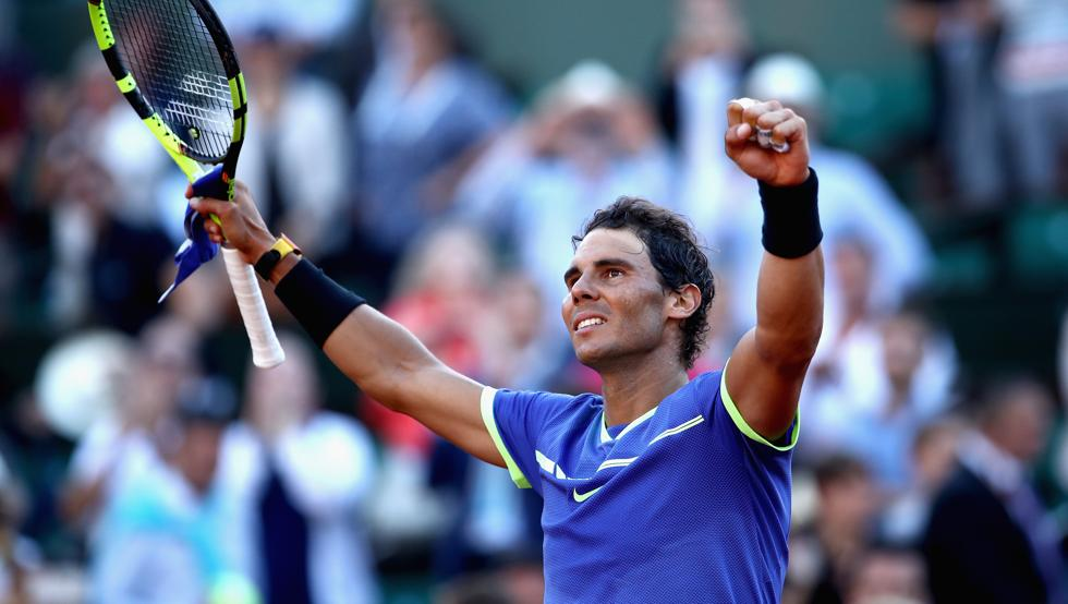 """10""un adı Nadal!"