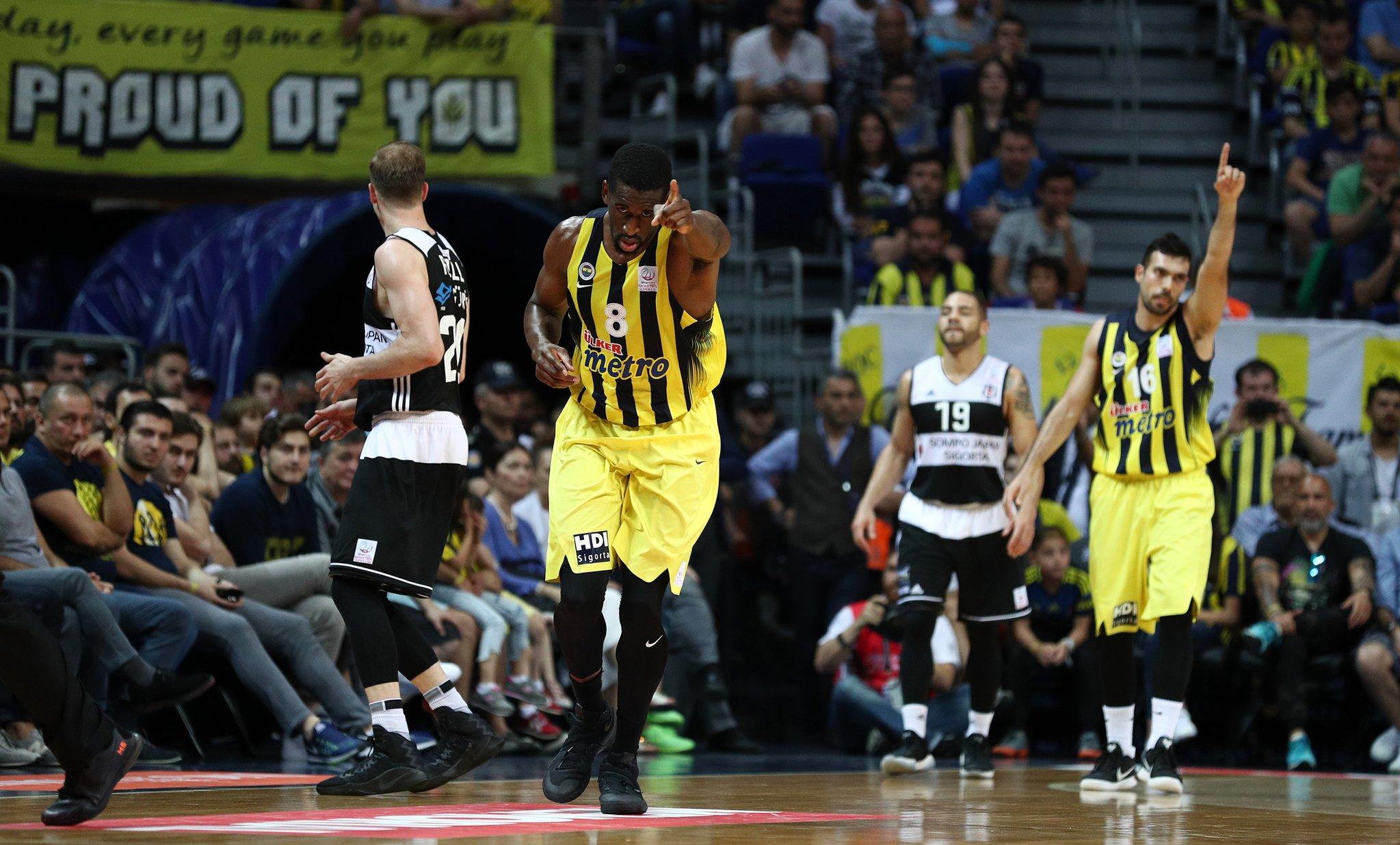 İkinci maç da Fenerbahçe'nin!