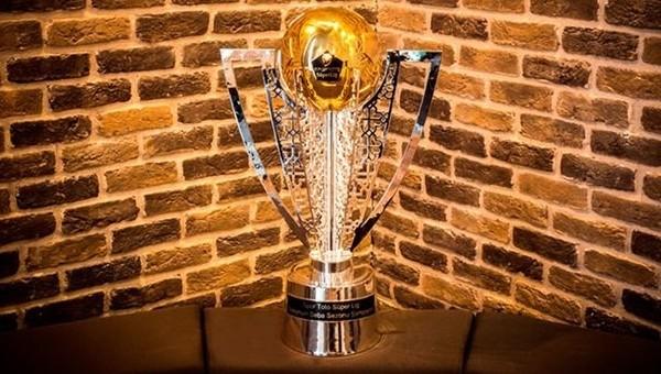 Beşiktaş'ın şampiyonluk kupası Tekirdağ'da