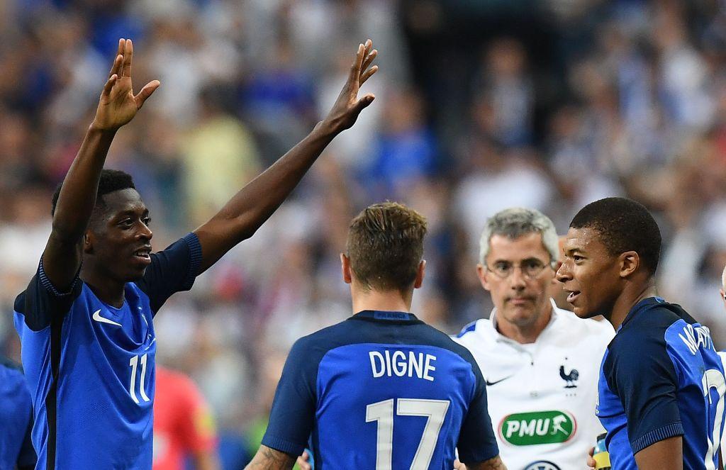 Kane'in golleri yetmedi, Fransa 10 kişiyle devirdi!