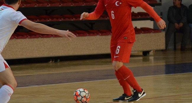 Futsal Milli Takım hazırlık kampı yarın sona eriyor