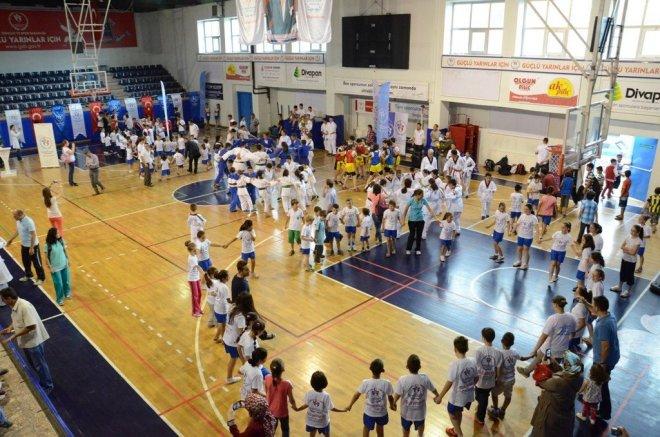 Yaz spor okullarında hedef 1,5 milyon öğrenci!