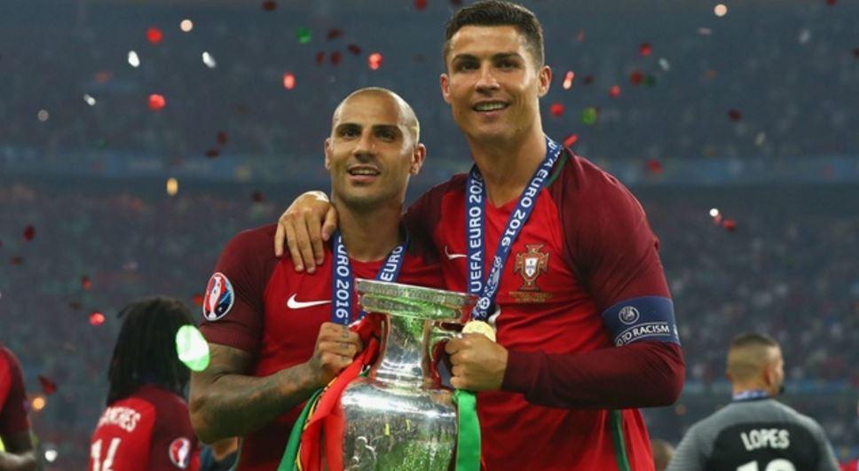"""Ronaldo'dan Quaresma'ya : """"Geri dönüşü yok"""""""