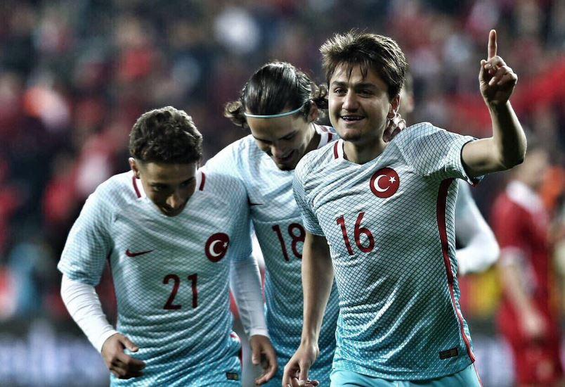 """""""PSV, Cengiz Ünder'e hayran kalmıştı"""""""
